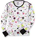 Hot Chillys Youth Midweight Print Base Layer Top