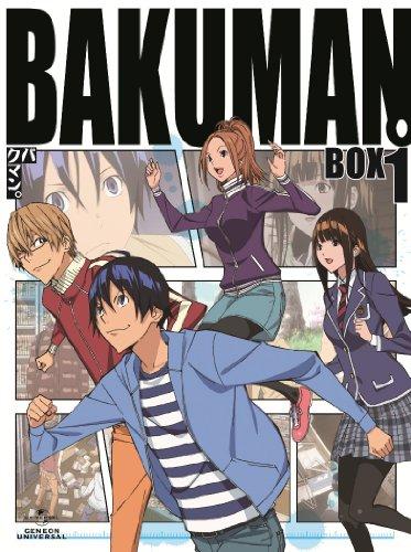 バクマン。2ndシリーズ BD-BOX1 [Blu-ray]