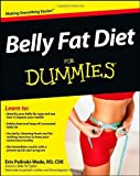 img - for By Erin Palinski-Wade Belly Fat Diet For Dummies (1st Edition) book / textbook / text book
