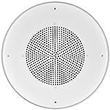 OSD Audio C1070V 8-inch 70V Commercial In-Ceiling Speaker, White