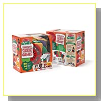 Melissa & Doug Sandwich Stacking Games Color: Sandwich Toy, Kids, Play, Children