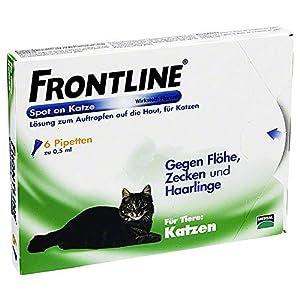 Frontline Spot on K veterinär Lösung 6 stk