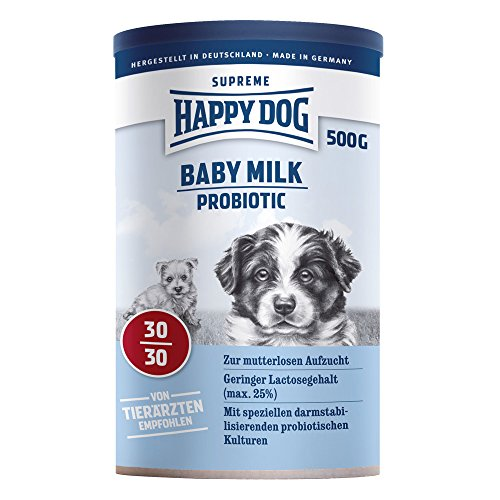 Artikelbild: Happy Dog 2934 Hundemilch-Pulver Baby Milk Probiotic, 500 g, M