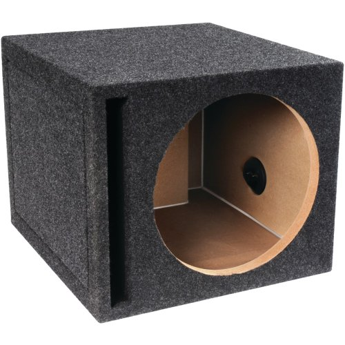 "Atrend E15Sv B Box Series Single Vented Subwoofer Enclosure (15"")"