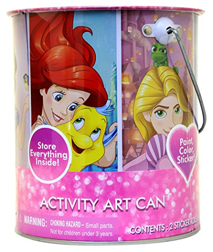 Tara Toy Princess Activity Art Can Playset (Can Crafts compare prices)