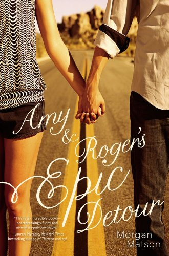 Cover of Amy & Roger's Epic Detour