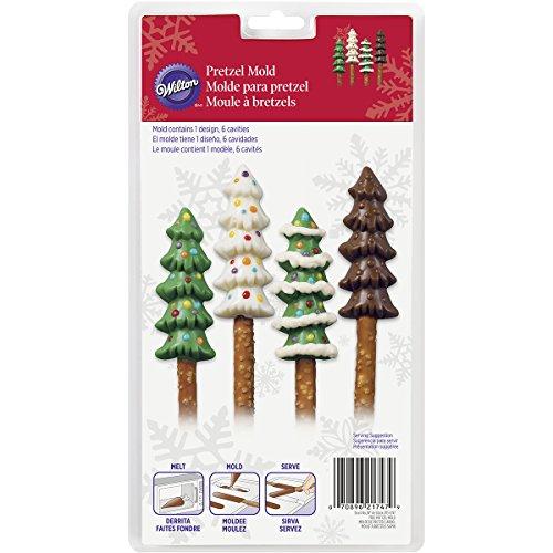 Wilton Christmas Tree Pretzel Mold (Chocolate Christmas Tree compare prices)