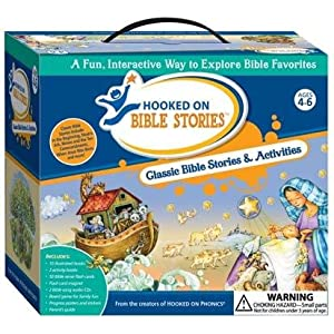 Hooked on Phonics: Hooked on Bible Stories Deluxe