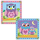 Sensational Sequins Owls Galt