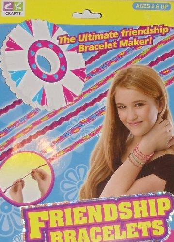 The Ultimate Friendship Bracelet Maker - 1