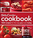 img - for Betty Crocker Cookbook: 1500 Recipes for the Way You Cook Today (Betty Crocker's Cookbook) book / textbook / text book