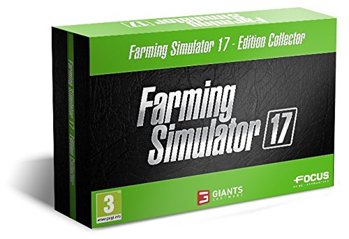 Farming Simulator 17 - édition PC Collector