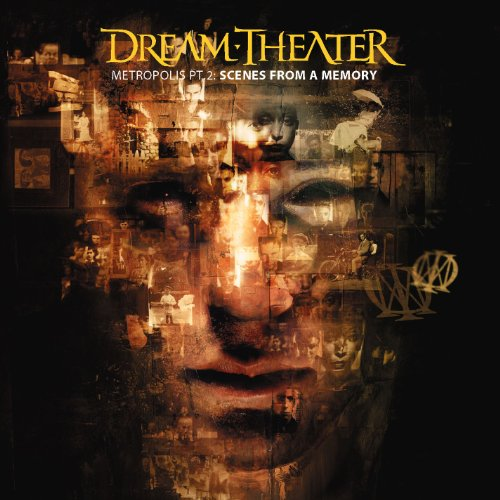 Dream Theater - Metropolis Part 2 - Scenes From A Memory - Zortam Music