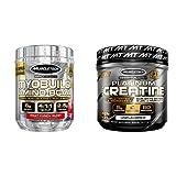 Muscletech Myobuild & Platinum Creatine Bundle (Color: Myobuild & Creatine Bundle)
