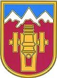 169th Fires Brigade CSIB - Combat Service Identification Badge