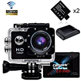 Campark-2-LCD-WIFI-1080P-Waterproof-30M-H264-Full-HD-Action-Camera-2pcs-Batteries-with-Free-Battery-Charger