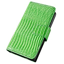 SaFPWR Battery Case XR for iPhone 3G/3GS - Green Lizard Look