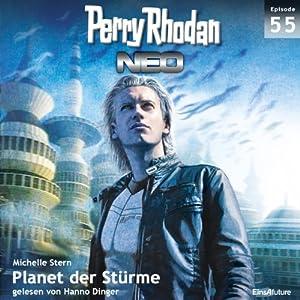 Planet der Stürme (Perry Rhodan NEO 55) Hörbuch