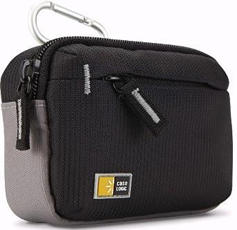 Case Logic TBC-303 Medium Camera/Camcorder Case  - Black