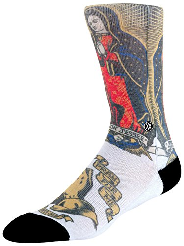 Stance Jason Jessee Socks - White -L-XL