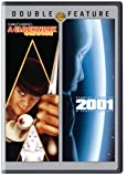2001: A Space Odyssey / Clockwork Orange [DVD] [Region 1] [US Import] [NTSC]