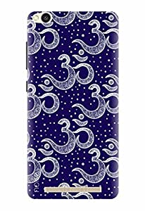 Noise Designer Printed Case / Cover for Xiaomi Redmi 3S / Festivals & Occasions / Chant Om Design