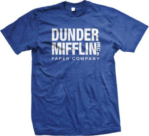 the-office-tv-show-dunder-mifflin-paper-mens-royal-blue-t-shirt-m