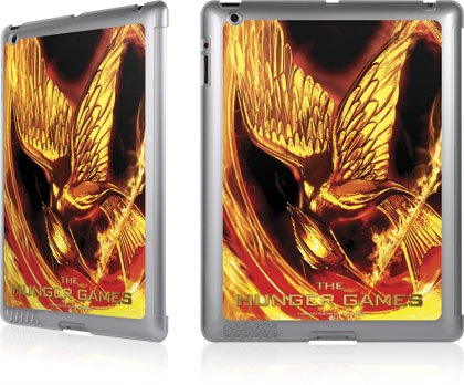 Skinit The Hunger Games Mockingjay for LeNu Case for Apple New iPad / iPad 2