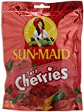 Sun Maid Tart Cherries, 6-Ounce Pouches (Pack of 6)
