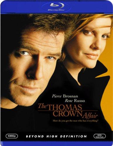 The Thomas Crown Affair / Афера Томаса Крауна (1999)