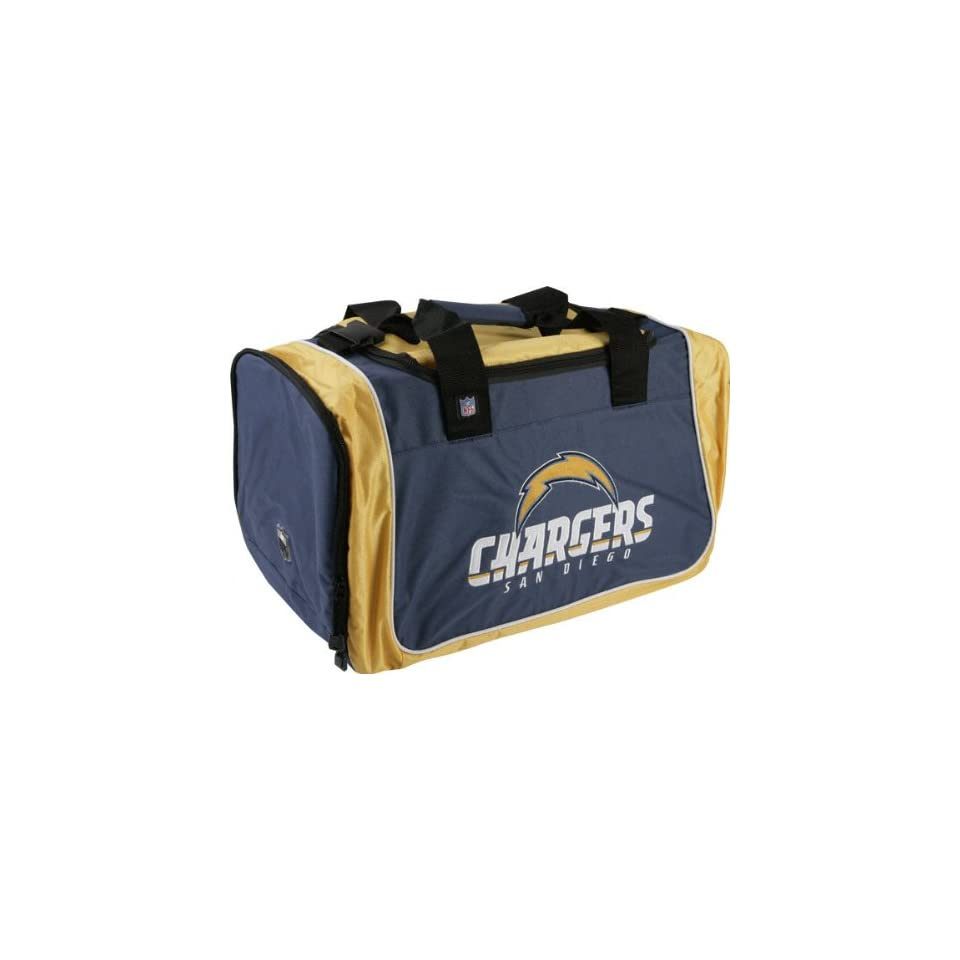 San Diego Chargers (Navy/Gold) Duffle Bag
