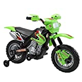6V KIDS ELECTRIC BATTERY RIDE-ON MOTORBIKE