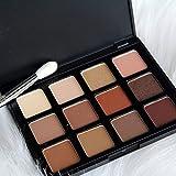 Morphe Natural Beauty Palette - 12NB by Morphe Brushes