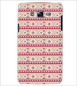 PrintDhaba Pattern D-5212 Back Case Cover for SAMSUNG GALAXY ON 7 (Multi-Coloured)