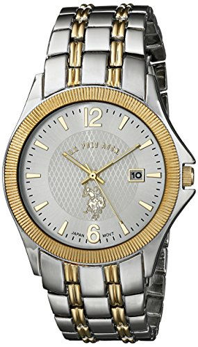 us-polo-assn-classic-mens-usc80001-two-tone-bracelet-analog-watch