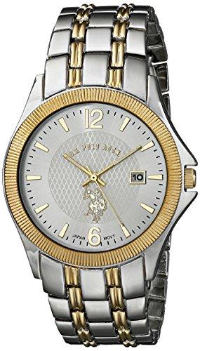 us-polo-assn-classic-mens-usc80001-two-tone-bracelet-analog-watch