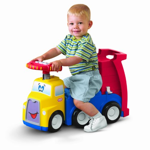 Little Tikes Handle Haulers Haul And Ride front-10583