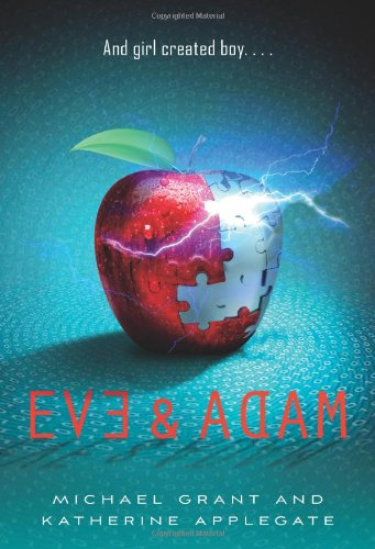 Cover of Eve and Adam