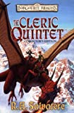 The Cleric Quintet (0786926902) by Salvatore, R. A.