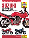 Suzuki GSF600 and 1200 Bandit Fours Service and Repair Manual: 1995 to 2004 (Haynes Service and Repair Manuals) Matthew Coombes