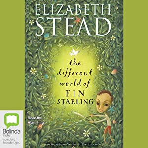 The Different World of Fin Starling | [Elizabeth Stead]