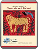 Gabriella Denton - Cheetah and Friend: 100 Piece Puzzle