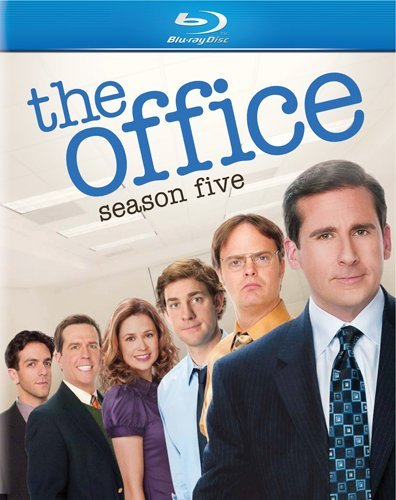 The Office: Season 5 [Blu-Ray]