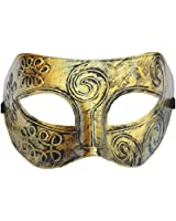 Unisex Retro Ancient Roman Gladiator Mask