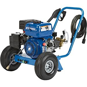 Powerhorse Gas-Powered Pressure Washer - 2.5 GPM, 3000 PSI, 208cc Reviews