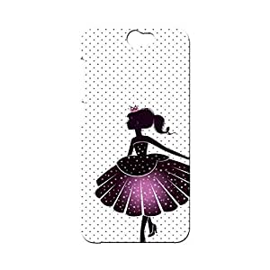 BLUEDIO Designer Printed Back case cover for HTC One A9 - G5340