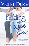 Finding the Right Girl (A Nice GUY to Love spin-off)