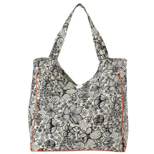Kitschn Glam Tote Bag, Floralia