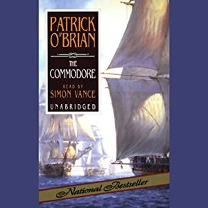 The Commodore | [Patrick O'Brian]