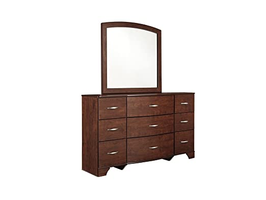 Gennaguire Dresser Arched Bedroom Dresser by Ashley